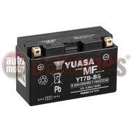 Μπαταρία Μοτοσυκλέτας Yuasa YT7B-BS 12V 6.8AH 110CCA