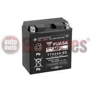 Μπαταρία Μοτοσυκλέτας Yuasa YTX20A-BS 12V 17,9AH 270CCA