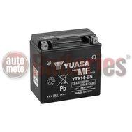 Μπαταρία Μοτοσυκλέτας Yuasa YTX14-BS 12V 12AH  (10hr ) 200CCA