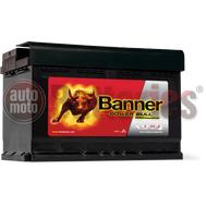 Μπαταρία Αυτοκινήτου Banner Power Bull PROfessional P7742 12V 77AH- 680EN Original Equipment Technology
