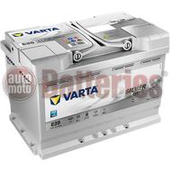 Μπαταρία Αυτοκινήτου VARTA E39  Strart Stop Plus AGM Technology 12V 70AH-760A-Εκκίνησης