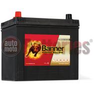Μπαταρία Αυτοκινήτου Banner Running Bull 56516  Start Stop EFB 65AH 550EN Εκκίνησης