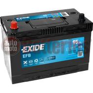Μπαταρία Αυτοκινήτου EXIDE EFB Start Stop EL955  12V 95Ah  800A-Εκκίνησης