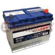 Μπαταρία Αυτοκινήτου Bosch S4E41 Start Stop EFB  12V 72AH  760EN A Εκκίνησης