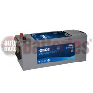Μπαταρια Φορτηγου Exide PROfessional Power EF1853  185AH  1150EN Κλειστού Τύπου