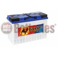 Μπαταρία Marine Βanner On Boart Power Energy Bull 95901  Dual Purpose 12V 115AH Aργής Εκφόρτισης