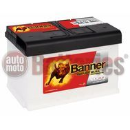 Μπαταρία Αυτοκινήτου Banner Power Bull PROfessional P7740 12V 77AH- 700EN Original Equipment Technology