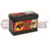 Μπαταρία Αυτοκινήτου Βanner Running Bull 57001 Start Stop AGM 12V 70Ah 720EN A Εκκίνησης