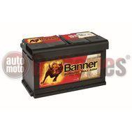 Μπαταρία Αυτοκινήτου Βanner Running Bull 58001 Start Stop AGM 12V 80Ah 800EN A Εκκίνησης