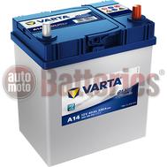 Μπαταρία Αυτοκινήτου Varta Blue Dynamic A14 12V 40AH-330EN A-Εκκίνησης