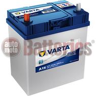 Μπαταρία Αυτοκινήτου Varta Blue Dynamic A15 12V 40AH-330EN A-Εκκίνησης