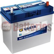 Μπαταρία Αυτοκινήτου Varta Blue Dynamic B31 12V 45AH-330EN A-Εκκίνησης