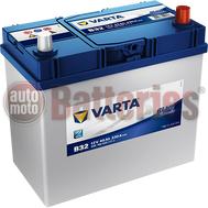Μπαταρία Αυτοκινήτου Varta Blue Dynamic B32 12V 45AH-330EN A-Εκκίνησης