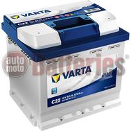 Μπαταρία Αυτοκινήτου Varta Blue Dynamic C22 12V 52AH-470EN A-Εκκίνησης