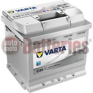 Μπαταρία Αυτοκινήτου Varta Silver Dynamic C30 12V 54AH-530EN A-Εκκίνησης
