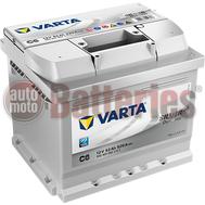 Μπαταρία Αυτοκινήτου Varta Silver Dynamic C6 12V 52AH-520EN A-Εκκίνησης