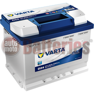 Μπαταρία Αυτοκινήτου Varta Blue Dynamic D24 12V 60AH-540EN A-Εκκίνησης