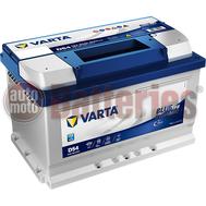 Μπαταρία Αυτοκινήτου VARTA Blue Dynamic EFB Technology D54  Start Stop  12V 65AH  650A-Εκκίνησης
