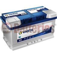 Μπαταρία Αυτοκινήτου VARTA Blue Dynamic EFB Technology E46  Start Stop  12V 75AH  730A-Εκκίνησης
