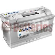Μπαταρία Αυτοκινήτου Varta Silver Dynamic H3 12V 100AH  830EN A-Εκκίνησης
