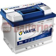 Μπαταρία Αυτοκινήτου VARTA Blue Dynamic EFB Technology N60  Start Stop  12V 60AH-640A-Εκκίνησης