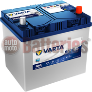 Μπαταρία Αυτοκινήτου VARTA Blue Dynamic EFB Technology N65  Start Stop  12V 65AH-650A-Εκκίνησης