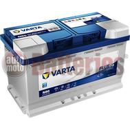 Μπαταρία Αυτοκινήτου VARTA Blue Dynamic EFB Technology N80  Start Stop  12V 80AH  800A-Εκκίνησης