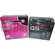 Μπαταρία Μοτοσυκλέτας GS-Battery-GT14B-4  VRLA  12V 12.6Ah  190CCA