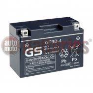 Μπαταρία Μοτοσυκλέτας GS-BATTERY  GEL GT9B-4 12V 8.4AH 130CCA