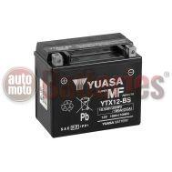 Μπαταρία Μοτοσυκλέτας Yuasa YTX12-BS 12V 10AH 180CCA