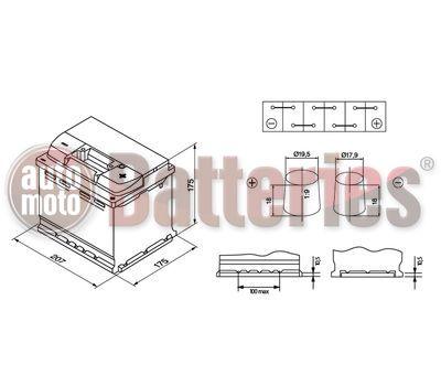 Μπαταρία Αυτοκινήτου Bosch S5001 12V 52AH-520EN A-Εκκίνησης