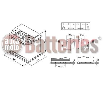 Μπαταρία Αυτοκινήτου Bosch S4002 12V 52AH-470EN A-Εκκίνησης