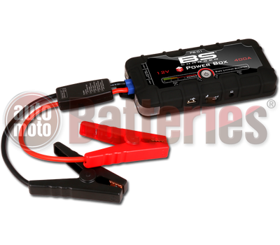 BS Power Box- Safe Litium Booster-Power Sypply-Led Flashlight
