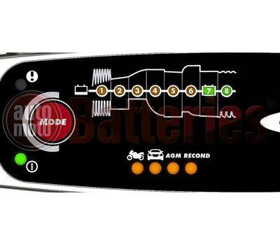 Ctek  Mxs 5.0  Battery Charger