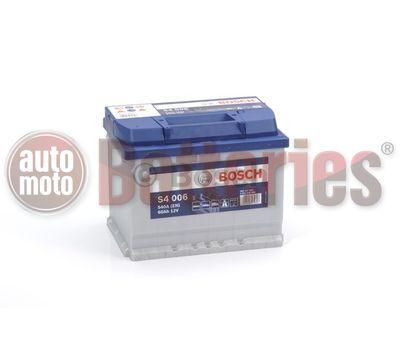 Μπαταρία Αυτοκινήτου Bosch S4006 12V 60AH-540EN A-Εκκίνησης
