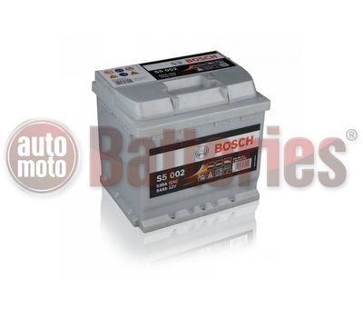 Μπαταρία Αυτοκινήτου Bosch S5002 12V 54AH-530EN A-Εκκίνησης