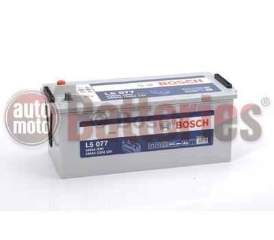 Bosch L5077 Deep Cycle Professional Dual Purpose 180Ah-1000EN A-Εκκίνησης