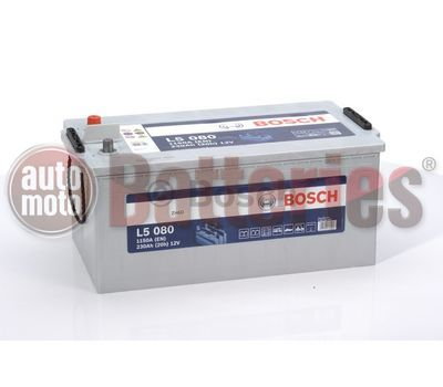 Bosch L5080 Deep Cycle Professional Dual Purpose 230Ah-1150EN A-Εκκίνησης