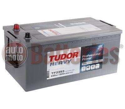 Μπαταρία  Φορτηγού-Σκάφους-Λεωφορείου  TUDOR Heany  Professional Power TF2353  12V  235AH 1300EN  Α-Εκκίνησης