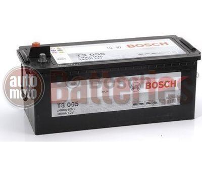 Μπαταρία Bosch T3055 Hich Current  12V  180AH  1400EN  Α-Εκκίνησης