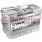 Μπαταρία Αυτοκινήτου VARTA Silver Dynamic AGM Technology E39  Start Stop  12V 70AH-760A-Εκκίνησης